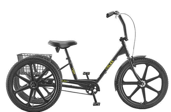 Hilton Head bike rental specialty trike