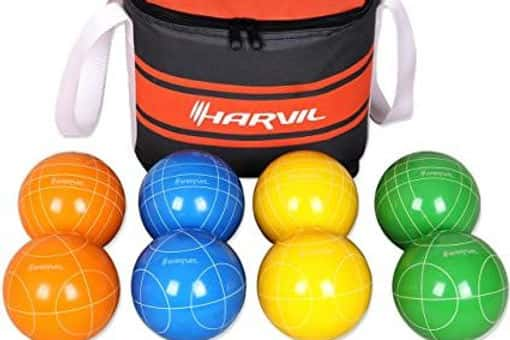 Hilton Head bocce ball rental