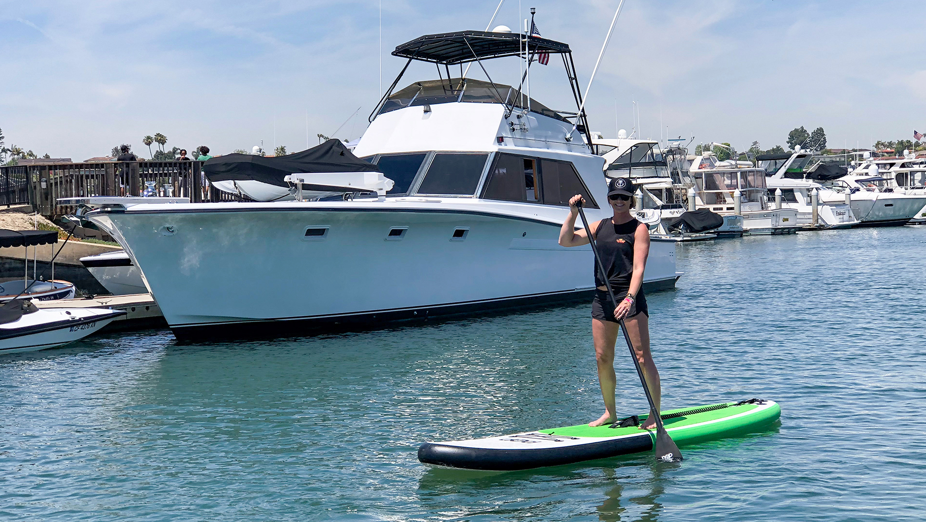 stand up paddle board rentals in Hilton Head