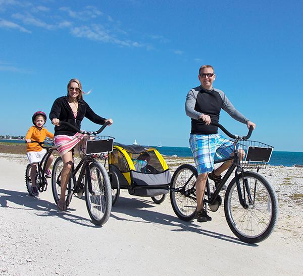 Bike Trailer Hilton Head