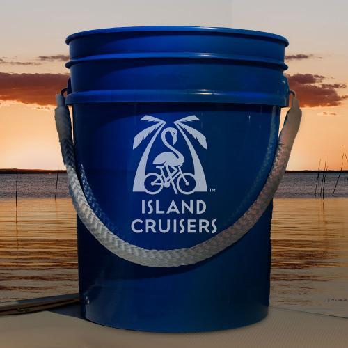 fishing bucket